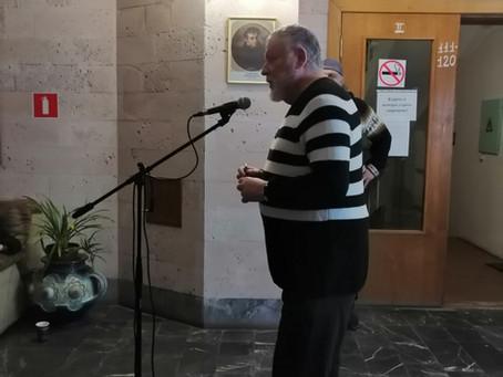 Лекция И.Волгина