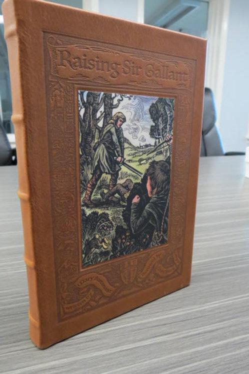 Raising Sir Gallant Storybook