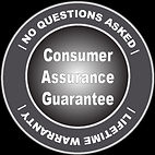 Lifetime Warranty No questions asked at The Blind Man Tucson, AZ