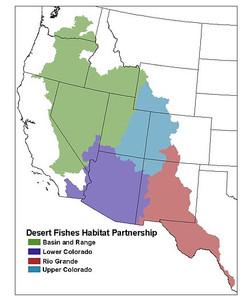 DFHP Map