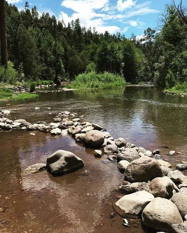 #whitemountains #arizona #whiteriver #alchesay #arizonastreams