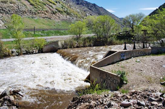 Lower Weber River Diversion