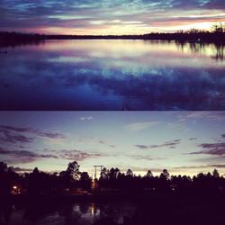 #rainbowlake #lakeside #whitemountains #arizona