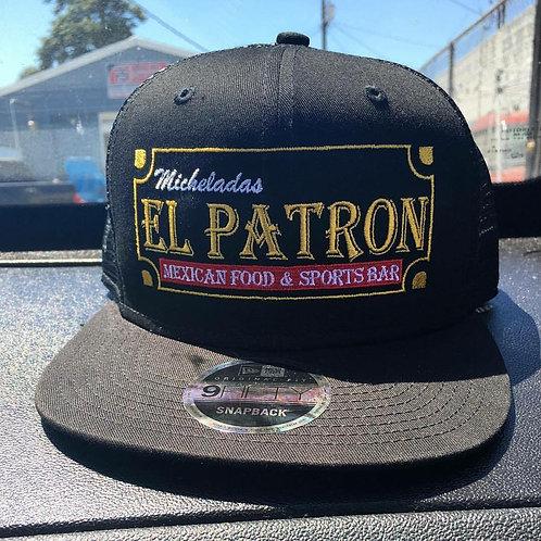 Original El Patron Hat (Popular item)