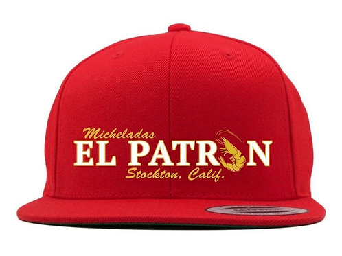 Red El Patron Hat (Limited Edition)