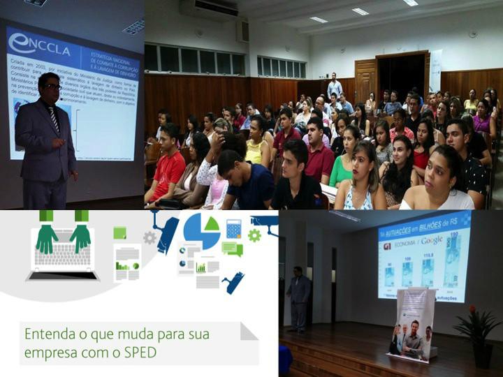 Palestra para Empresários de Teixeira de Freitas-BA
