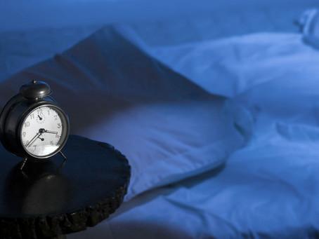 Trouble Sleeping? 4 Major Causes