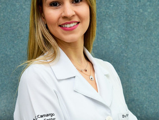 Dra. Rafaela Rezende integra equipe de neurocirurgiões do Inao