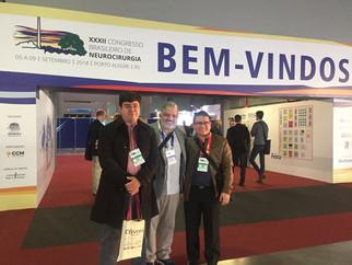 Diretor do INAO apresenta trabalhos no XXXII Congresso Brasileiro de Neurocirurgia