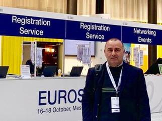 Dr. Valmor participa de Congresso Europeu de Coluna 2019