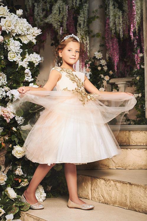 Платье Золотце