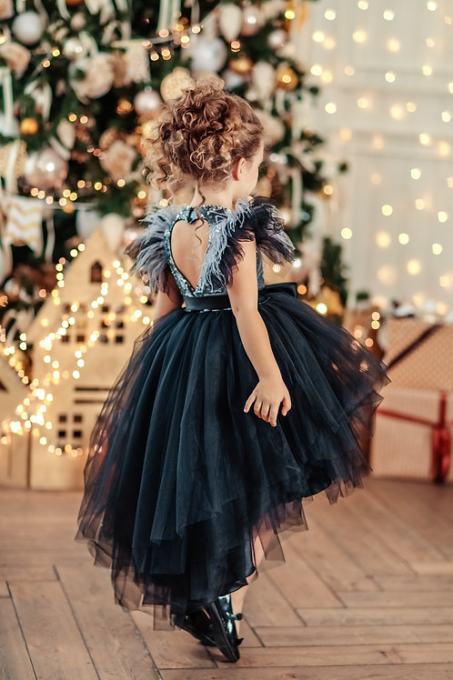 Платье Свон