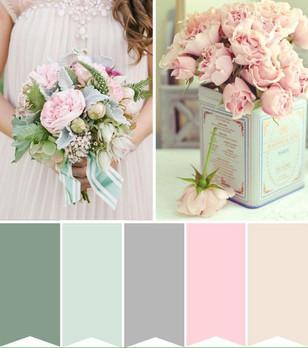 Pastel Shades