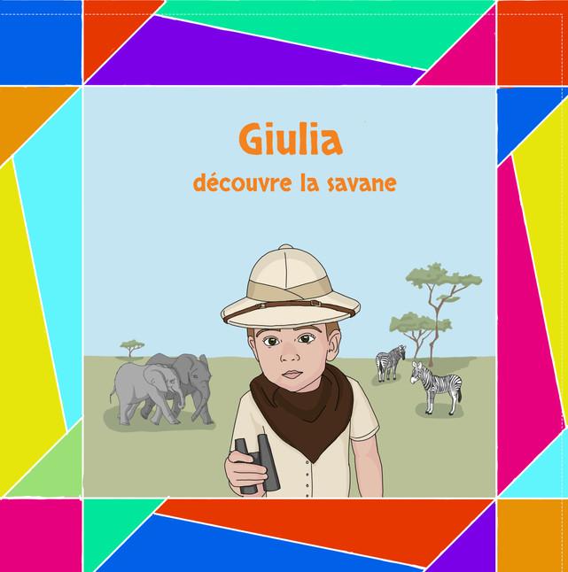 Giulia's Story Book