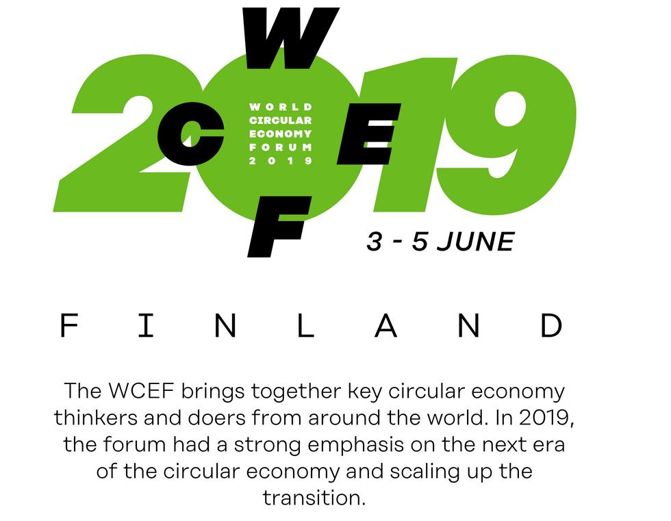 World Circular Economic Forum 2019