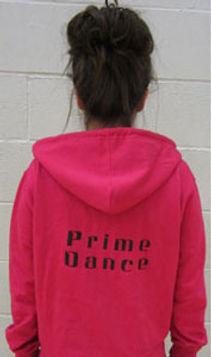 Prime dance uniform