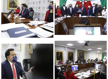 INSISTE LAMÁN CARRANZA EN ASIGNAR RECURSOS AL  SINCROTRÓN MEXICANO EN HIDALGO