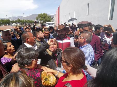 CONTINUA EL REGISTRO DE ASPIRANTES DE MORENA