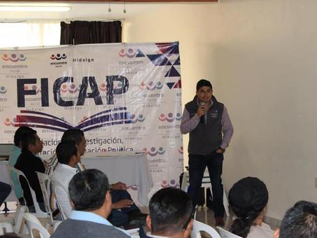 Encuentro Social Hidalgo fortalece su bastión hidalguense, con capacitaciones en temas político elec