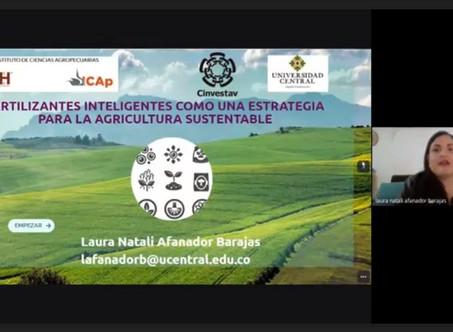 Realizó UAEH Encuentro Colombia-México sobre sustentabilidad agroalimentaria