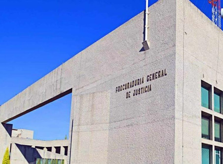 La Procuraduría General de Justicia del Estado de Hidalgo