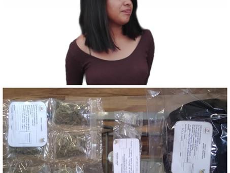 Seguridad Municipal de Pachuca asegura una mujer