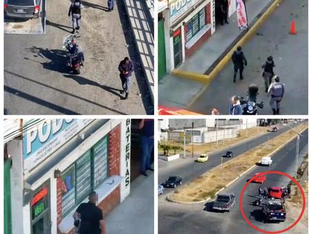 Mediante operativo de C5i y Policía Estatal,  12 detenidos tras presunto robo hormiga de juguetes