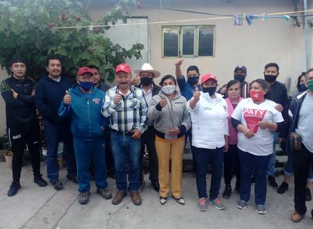 SOLUCIONES PRONTAS, EFECTIVAS Y TANGIBLES EXIGE LA POBLACIÓN EN TEPEAPULCO, PATY GONZÁLEZ