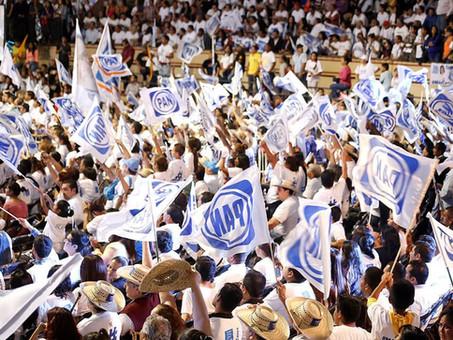 Resultados de la jornada electoral de Acción Nacional en Hidalgo.