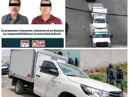 Seguridad Estatal del Estado de Hidalgo