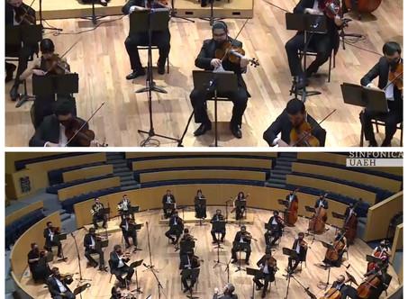OSUAEH comienza segunda temporada virtual de conciertos