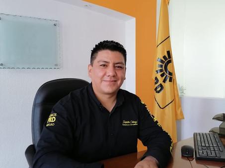 Alianza PRD-PAN-PRI Y PESH es ganadora: Héctor Chávez Comentarios del presidente están fuera de luga