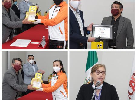 Robofest Latinoamérica entrega trofeos a ganadores de UAEH