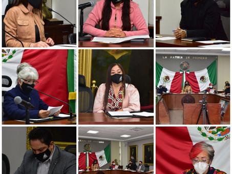 Arranca LXIV Legislatura trabajos del 2021
