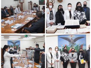 Instala Poder Judicial Grupo Interdisciplinario de Archivos