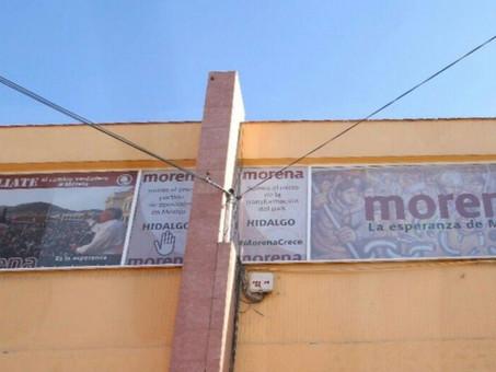 Morena ya cuenta con la  nueva dirigencia estatal encabezada por Sandra Alicia Ordoñez Pérez