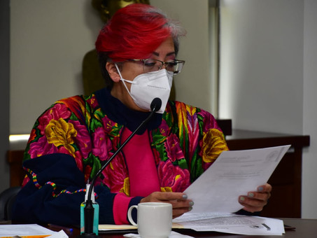 Corina promueve la protección a los adultos mayores para evitar sean despojados de su patrimonio
