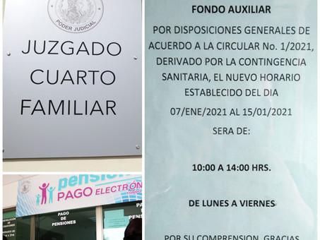 Ante emergencia por pandemia, Poder Judicial privilegia trabajo a distancia