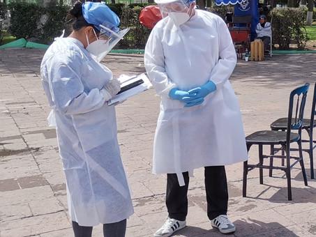 4,079 casos de COVID19 y 698 defunciones en Hidalgo