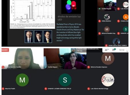 Desarrollar tecnología propia, el reto de la nanociencia en México: experta en aniversario de ESAp