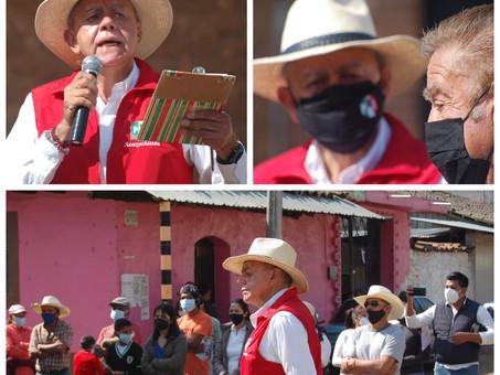 PARTICIPACIÓN CIUDADANA FUNDAMENTAL PARA PLAN MUNICIPAL DE DESARROLLO: CHAVO NERI