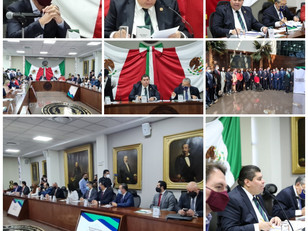 Se instala la Comisión de legislación y puntos constitucionales en el Comgreso Local de Hidalgo