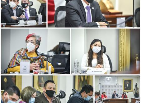 Diputados de Morena manifiestan su respaldo al proyecto Sincrotrón