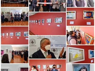 """Congreso de Hidalgo presenta Exposición Colectiva """"Sonrisas de Vida"""" en tiempos de pandemia"""