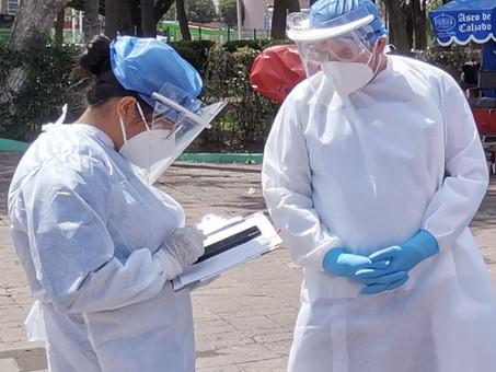 4,169 casos de COVID19 y 711 defunciones en Hidalgo