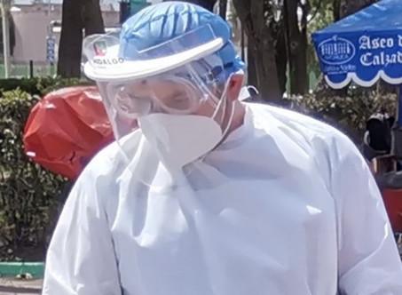 13,907 casos de Covid-19 y 2078 defunciones en Hidalgo