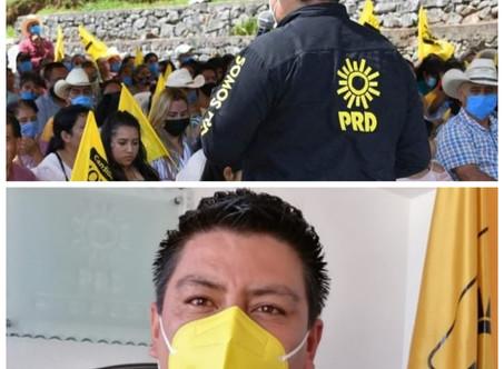 Exigirá PRD más y mejores recursos para municipios
