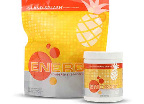ENERGY - Island Splash