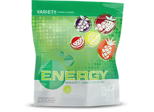 ENERGY - Variety Pack