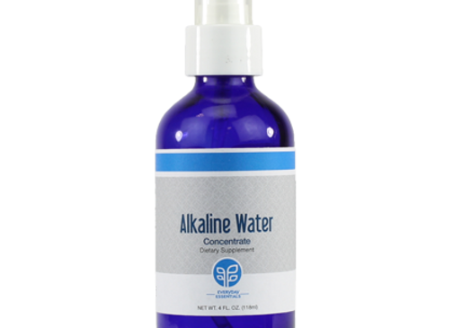 Alkaline Water Concentrate